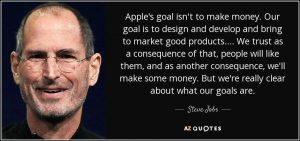 5 Inspirational lessons from Steve Jobs