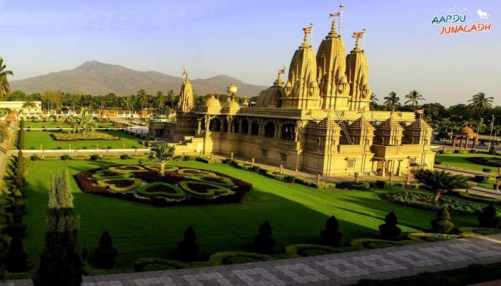 Akshar Temple- Top 10 place in Junagadh
