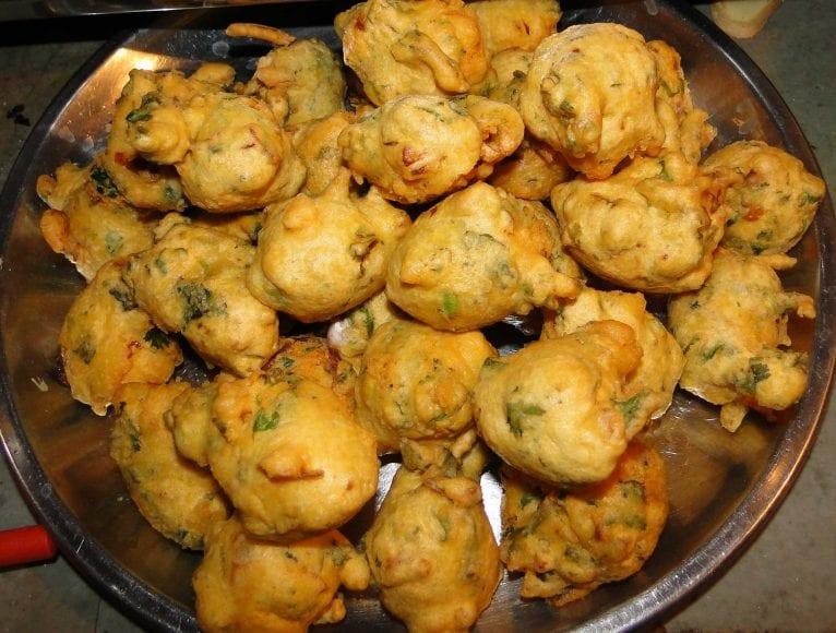 Rokadiya Na Bhajiya