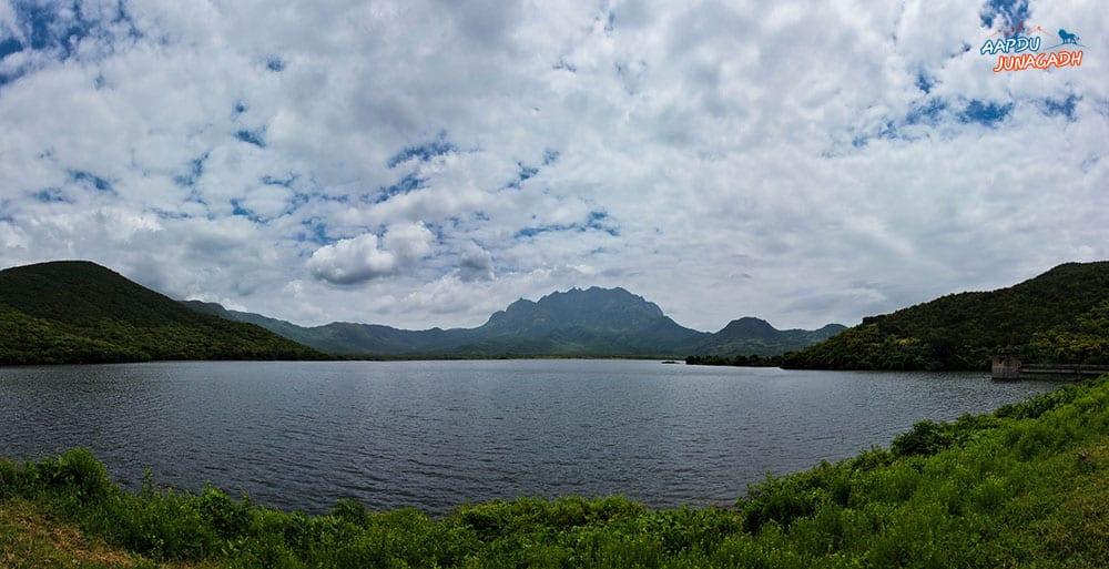 Hasnapur dam-Top 10 place in Junagadh