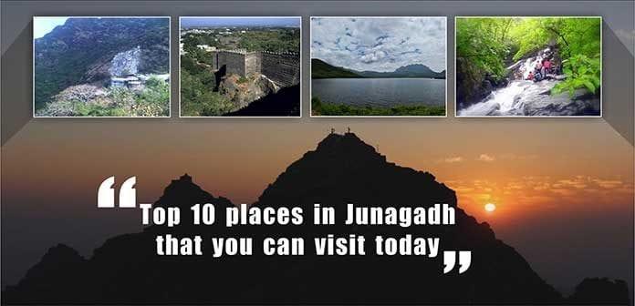 top 10 place junagadh