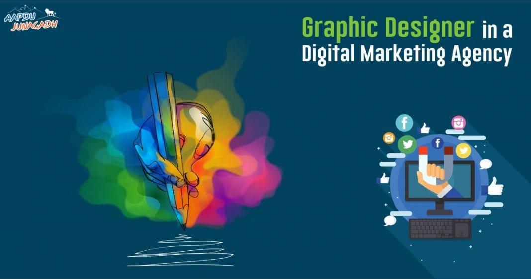 Graphic Designer in a Digital Marketing company