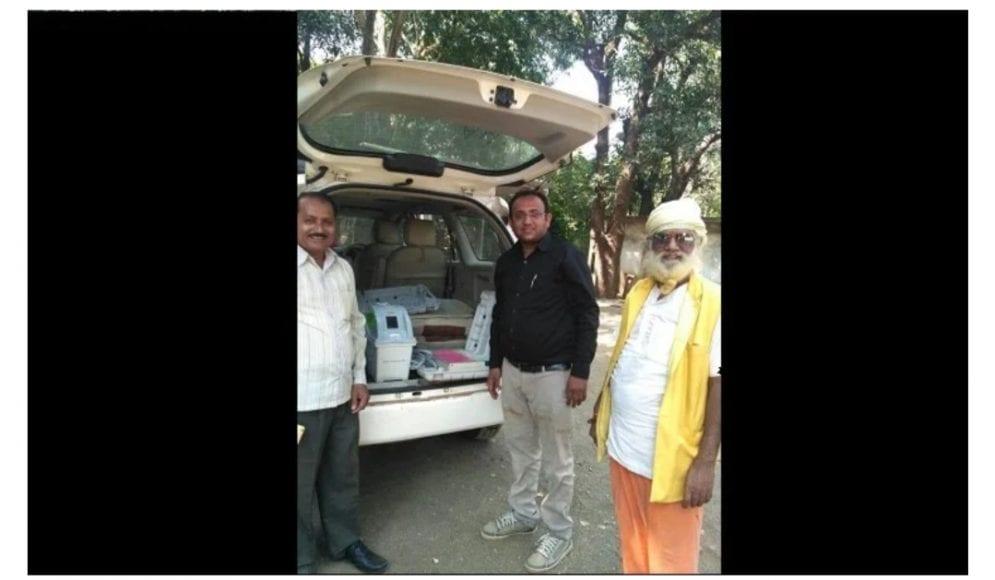 Mahant Bharatdas Bapu